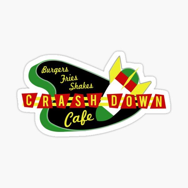 Crashdown Cafe Sticker