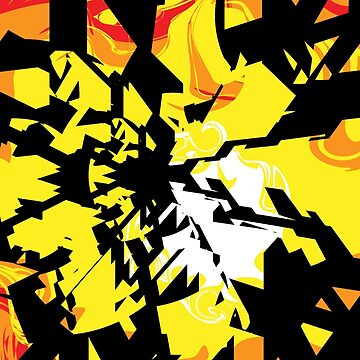 Chaos Shatter Flame  by davayala93