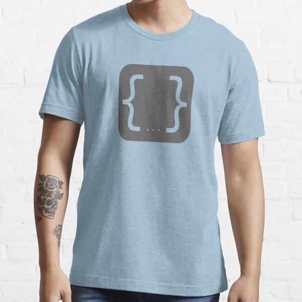 Soportes Camiseta esencial