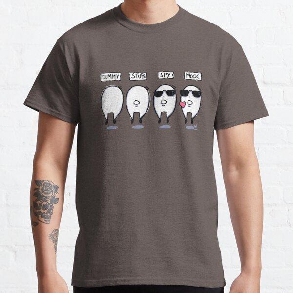 Test doubles Classic T-Shirt