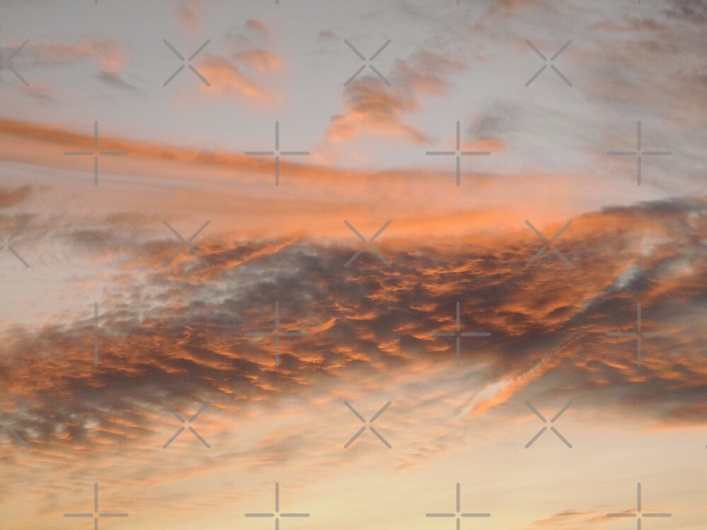 Monday evening sunset 2 by Shulie1