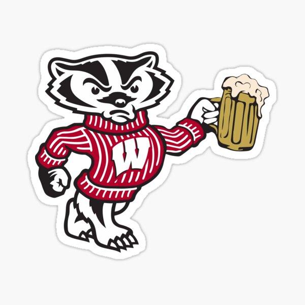 Cheers, Bucky!  Sticker