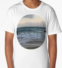 Beach Sunset Long T-Shirt