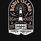 Bodie Island Lighthouse Buxton North Carolina by Skylar Harris