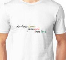 Twilight true love Unisex T-Shirt