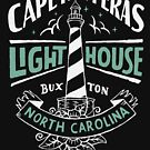 Cape Hatteras Lighthouse Outer Banks NC by Skylar Harris
