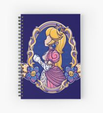 Cuaderno de espiral Melocotón