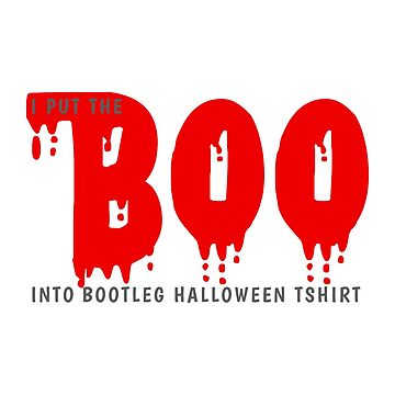 BOO....tleg by ezcreative