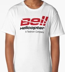 Bell Helicopter Long T-Shirt
