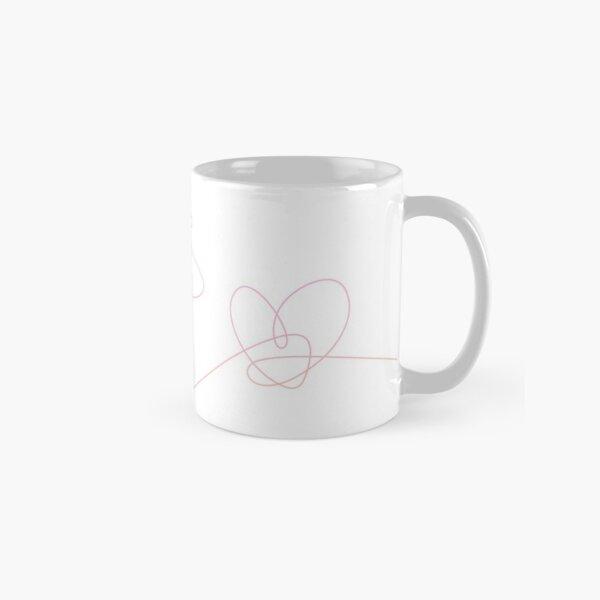 BTS Love Yourself Complete Flower Classic Mug