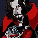 He does not drink... wine. by skogul