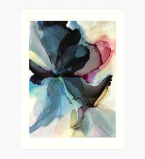 Floral study No 1 Art Print