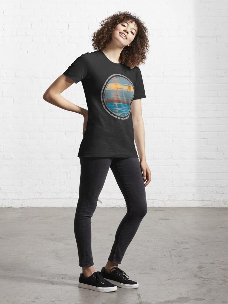 Alternative Ansicht von Orient Istanbul Essential T-Shirt