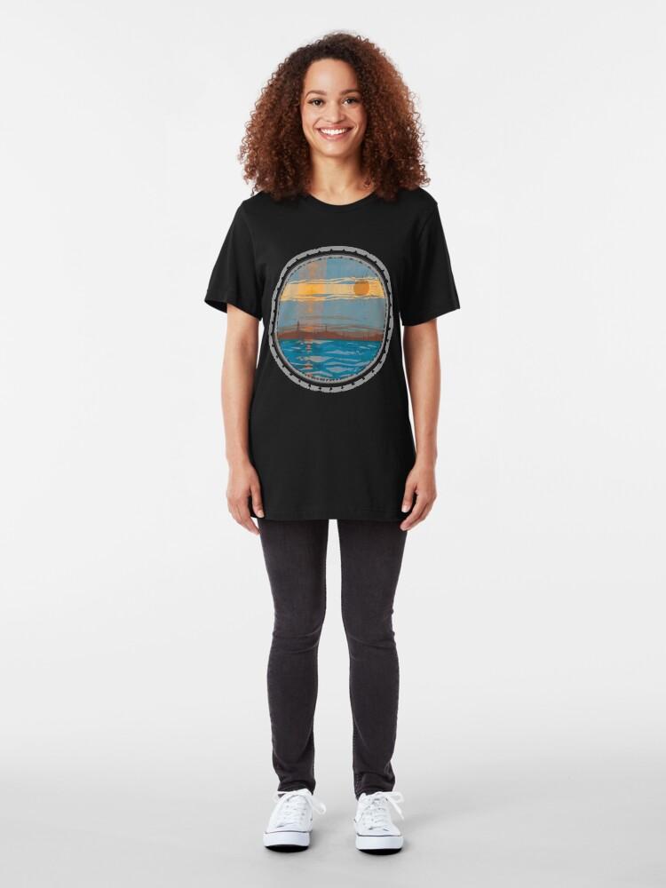 Alternative Ansicht von Orient Istanbul Slim Fit T-Shirt