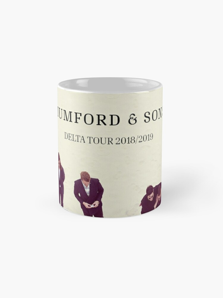 Alternate view of MUMFORD & SONS TOUR 2018 - 2019 CONCERT Mugs