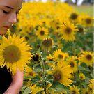 The Sunflower by Jeni Bennett