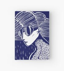 The Devil And Me Rain Our Feelings Below Hardcover Journal