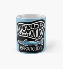 Woulda, shoulda, Barracuda collection. Mug