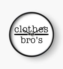 One tree hill- Clothes over bro's Clock