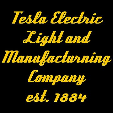 Electric Light and Manufacturing Company by untagged-shop