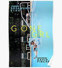 GONE GIRL 11 Poster