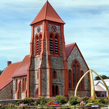 Anglican Cathedral, Stanley, Falkland Islands by gigges