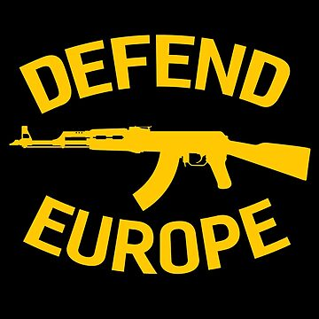 defend europe anti immigrant islam by untagged-shop
