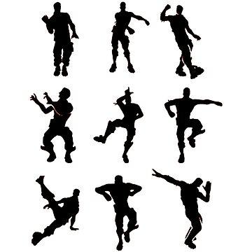 Dance Fortnite Dance by OtakuPapercraft