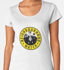 Neighbourhood Watch Women's Premium T-Shirt