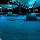 Aquamarine Glaze by GerryMac