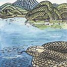 snakescape 2 by SnakeArtist