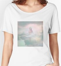 king princess pussy is god Women's Relaxed Fit T-Shirt