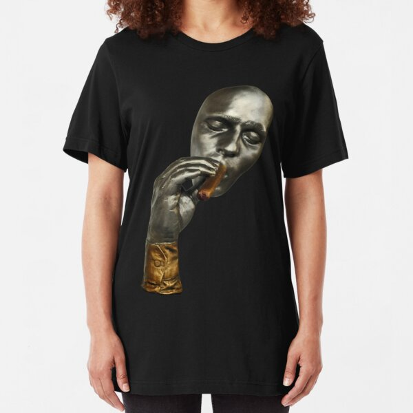 Cigar smoker Slim Fit T-Shirt