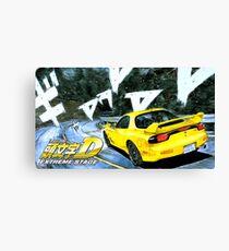 IDES - F3DS Canvas Print