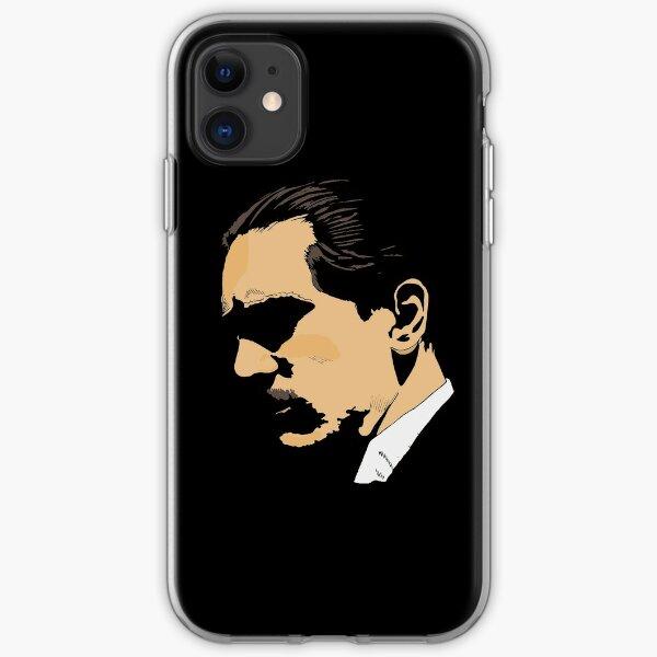 The Godfather Part II - Vito Corleone iPhone Soft Case