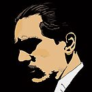 The Godfather Part II - Vito Corleone by Tom Heron