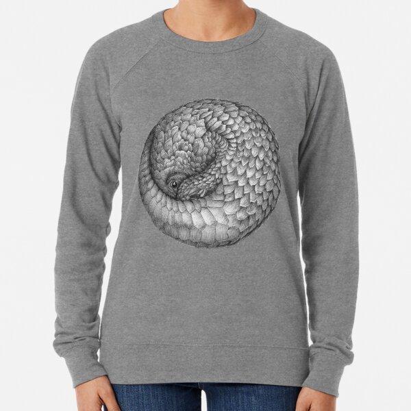 The Infinite Pangolin Lightweight Sweatshirt