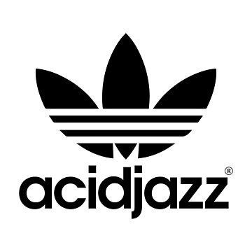 Acid Jazz - black logo by maximempc