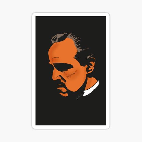 The Godfather Part I - Vito Corleone Sticker
