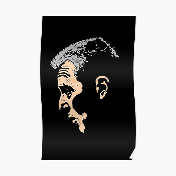 The Godfather Part III - Michael Corleone Poster