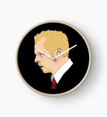 Simon Pegg - Shaun Of The Dead Clock