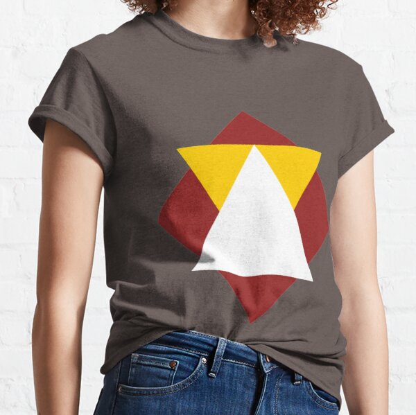 Triangle Shapes Classic T-Shirt