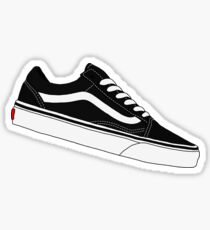 Vans Old Skool Low  Sticker