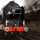 Tornado!! Peppercorn A1 Pacific No. 60163 by John Nutley