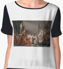 Et tu, Brute? (pronounced [ɛt ˈtuː ˈbruːtɛ]) is a Latin phrase meaning: Even you, Brutus?  #EtTuBrute #EvenYouBrutus Chiffon Top