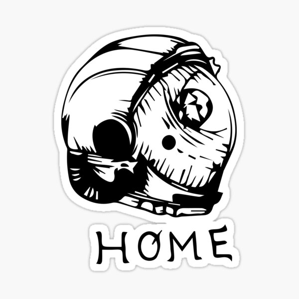 Away from Home Sticker