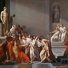 Et tu, Brute? Even you, Brutus? Death of Caesar by Vincenzo Camuccini #DeathofCaesar #Death #Caesar #VincenzoCamuccini  #EtTuBrute #EvenYouBrutus by znamenski