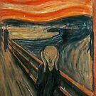 """""""The Scream"""" Artwork  by sparklehorsette"""
