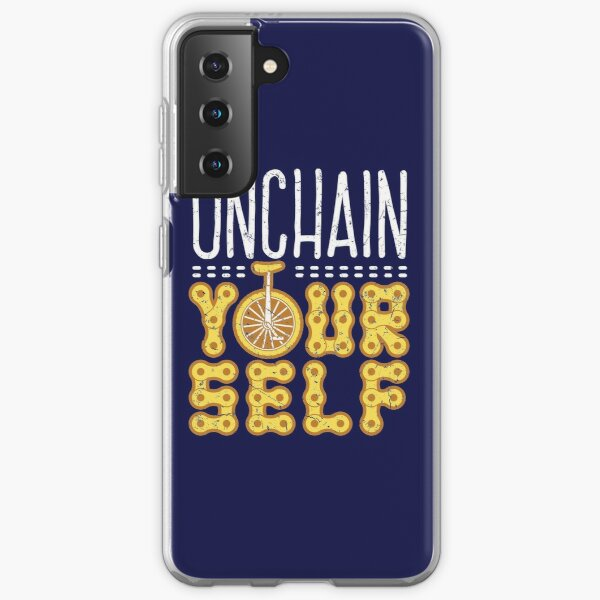 Unicycle Unchain Yourself Samsung Galaxy Soft Case