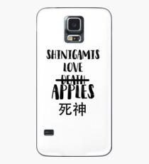 death note Case/Skin for Samsung Galaxy